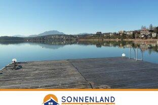 Faaker See: Luxuriöse Eigentumswohnung,- Ein Herrliches Wohnerlebnis Direkt Am Wasser!