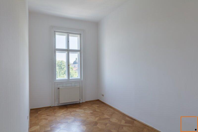 Botschaftsviertel - klimatisierte Altbauwohnung mit Blick in den Park des Palais Schwarzenberg /  / 1040Wien / Bild 7