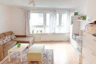 3 Zimmer-Neubauwohnung mit Loggia und schönem Blick