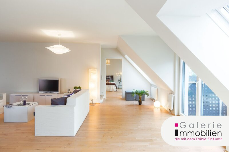 Provisionsfrei für den Käufer - Luxuriöser Terrassenerstbezug Objekt_26788