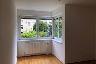 Grünblick, Gartennutzung  und 3 Zimmer