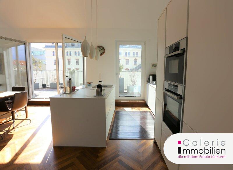 Außergewöhnliche DG-Wohnung mit Terrasse auf Wohnebene - Garagenplatz Objekt_34973 Bild_51