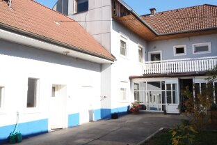 """240 m² Wohneinheit auf 1.865 m² großen Grundstück mit Obstgarten, Hühner Freigehege und vielen Extras """"RESERVIERT"""""""