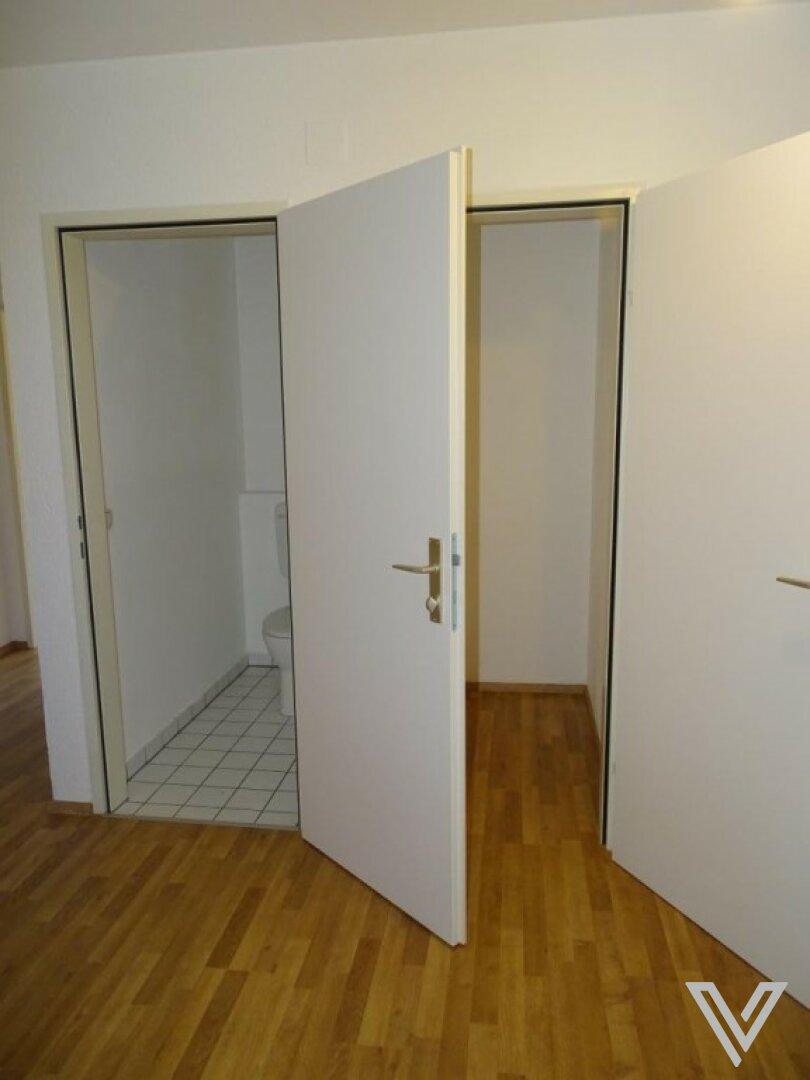 WC / Abstellraum