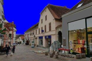 Hartberg - Fußgängerzone