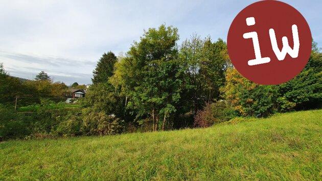 Klosterneuburg: sonniger schöner Baugrund in herrlicher Grünruhelage