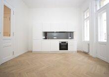 Wunderschönes Altbau-Appartement mit Balkondirekt am  Rochusmark, U3