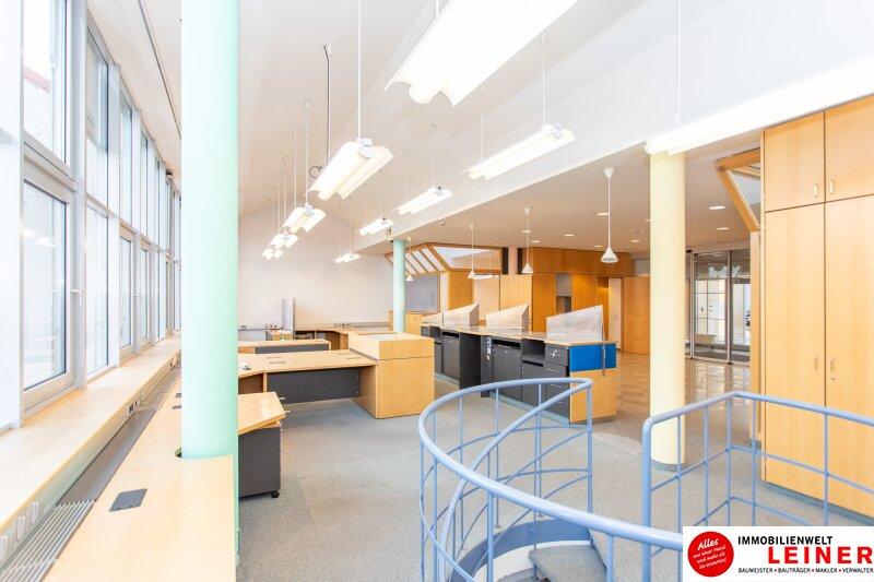 Wien Umgebung/Ebergassing - Ihr eigenes Bürogebäude in der Nähe von Wien Objekt_10148