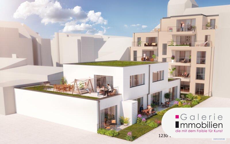 Bezaubernde DG-Wohnung mit 2 großen Terrassen auf der Wohnebene Objekt_30266
