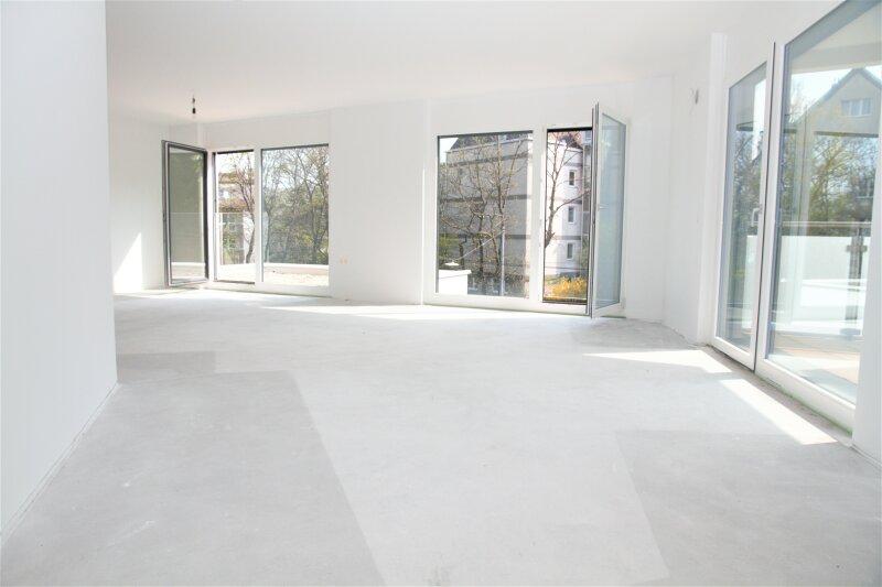 2 BALKONE, 52m²-Wohnküche + 3 Zimmer, NEUBAUERSTBEZUG, Obersteinergasse 19