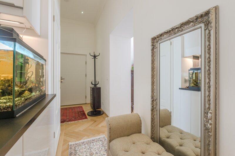 ++NEU++ 4-Zimmer Altbauwohnung, hochwertig saniert, sehr gute, ruhige Lage! /  / 1030Wien / Bild 8