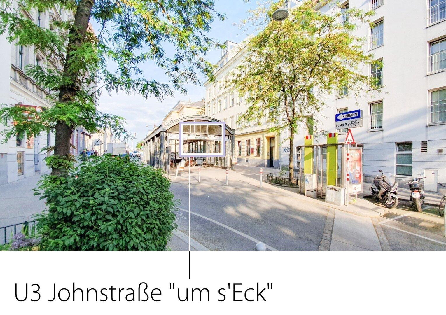Nahe U3 Johnstraße