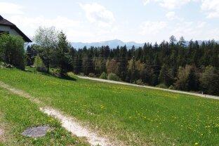 Feriengrundstück ideal  für Ihr Ferienhaus  in den Bergen - nähe Millsättersee