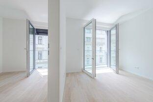 VIDEO-TOUR: moderne 2-Zimmer-Wohnung mit kleiner Loggia in bester Lage - ab 01.08.!