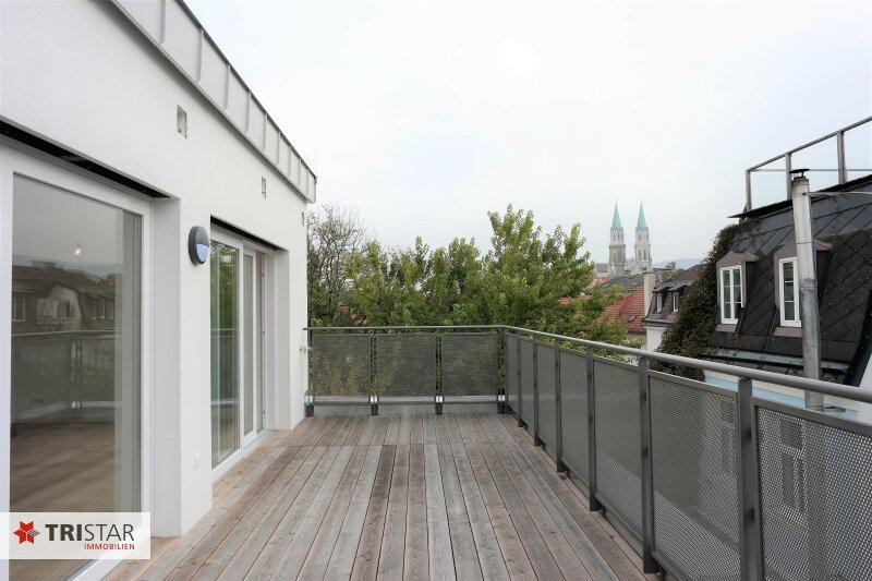 :::Wohnprojekt im Baurecht - Stilvolle Neubaumaisonettewohnung mit zwei Terrassen in absoluter Grünruhelage::: /  / 3400Klosterneuburg / Bild 9