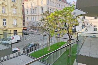 CG 5 - ERSTBEZUG Garconniere mit Balkon! Cottageviertel