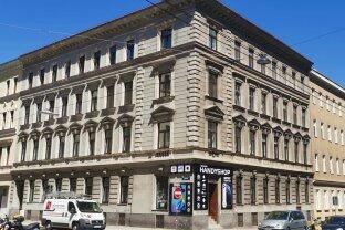 STRENG VERTRAULICH: Wien 10 - Eckzinshaus
