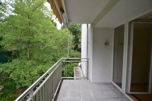 Gepflegte Wohnung mit Loggia und Garagenstellplatz