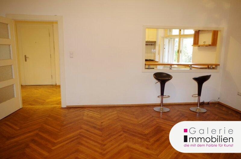 Zentral begehbare 2,5-Zimmer-Altbauwohnung mit wunderschönem Gemeinschaftsgarten Objekt_29726