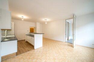 lichtdurchflutete 3-Zimmer Wohnung mit Loggia - ab sofort verfügbar (Waidhausenstraße 11)!