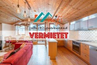 Fügen: Traumhafte Dachgeschosswohnung am Eingang vom Zillertal