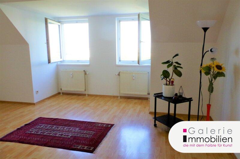 Sehr guter Grundriss - 3-Zimmer-DG-Wohnung mit unverbaubarem Fernblick Objekt_31857