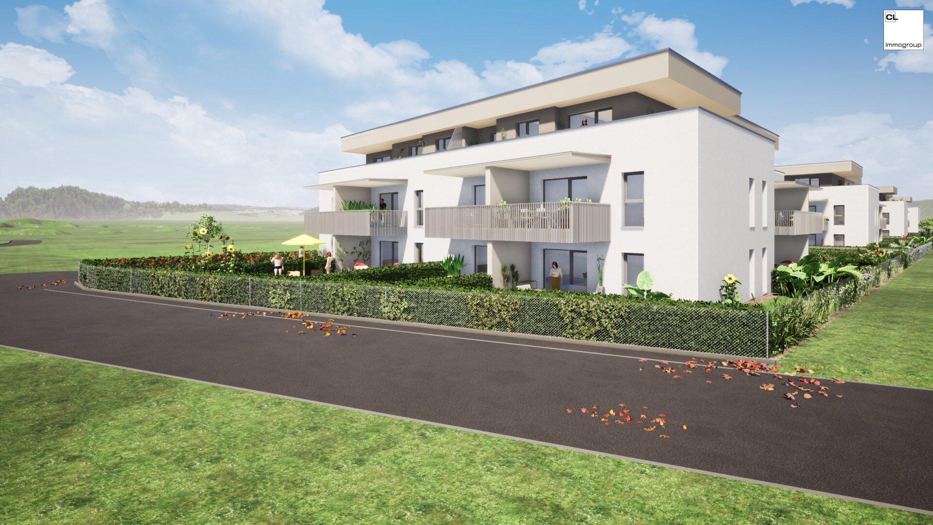 """Wohnbauprojekt """"Wohnen auf der Sonnenwiese"""""""