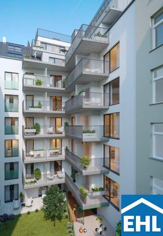 Moderne Vorsorgewohnungen in Augarten Nähe