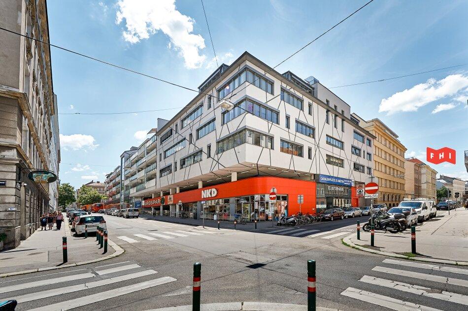 Vermietet wird ein helles, großzügiges Büro im modernen Clusterhaus