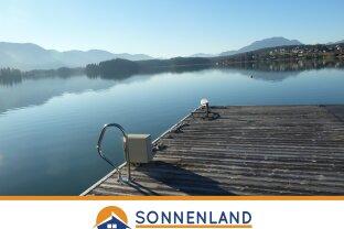 Faaker See: Luxuriöse Etagenwohnung, Ein Herrliches Wohnerlebnis Direkt Am Wasser!