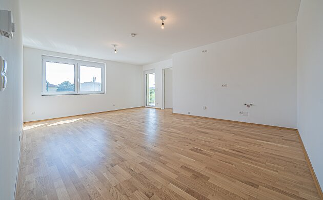 Foto von NEU! ++ PROVISIONSFREI für den Käufer ++ ERSTBEZUG ++ 3 Zimmer und TERRASSE ++ RUHIGE LAGE ++ FERTIGGESTELLT  und ab SOFORT Beziehbar ++ NEUBAU 2018/2019+++ 1. LIFTStock ++  NUR noch 2 Wohnungen ++ 1210 Wien ++