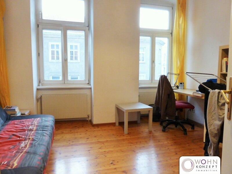 Unbefristeter 79m² Altbau mit 3 zentralen Zimmern - 1160 Wien