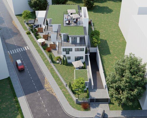 Foto von Hochwertige 2-Zimmer Neubauwohnung inkl. südseitigen Balkon U1 Leopoldau (Kurzzeitvermietung möglich)