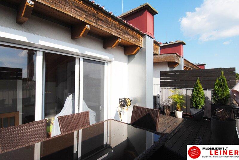 Schwechat - Beeindruckend Wohnen - Maisonette Penthouse Wohnung über den Dächern der Stadt Objekt_8955 Bild_822
