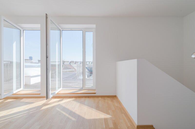 ++NEU** Hochwertiger 4-Zimmer DG-Erstbezug, Dachterrasse mit Weitblick! Tolle Raumaufteilung! /  / 1200Wien / Bild 10