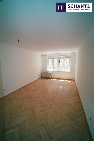 SCHNÄPPCHENALARM im stylischen Bezirk Lend! Neu sanierte 2 Zimmer Wohnung mit Balkon in absolut zentraler Ruhelage !