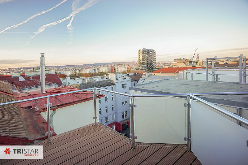 NEU! ++ ERSTBEZUG !!! Dachterrassenwohnung mit 360 Grad Wienblick !!! Terrasse+ Dachterrasse!!! 4 Auto Stellplätze (Top 62) ++ /  / 1100Wien / Bild 5