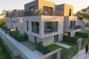 PROVISIONSFREI! Exklusives und modernes Wohnbauprojekt mit 3 Reihenhäusern und 2 Doppelhaushälften!