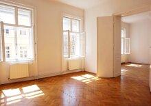 Servitenviertel: 2 Zimmer-Wohnung im 2. Liftstock Altbau