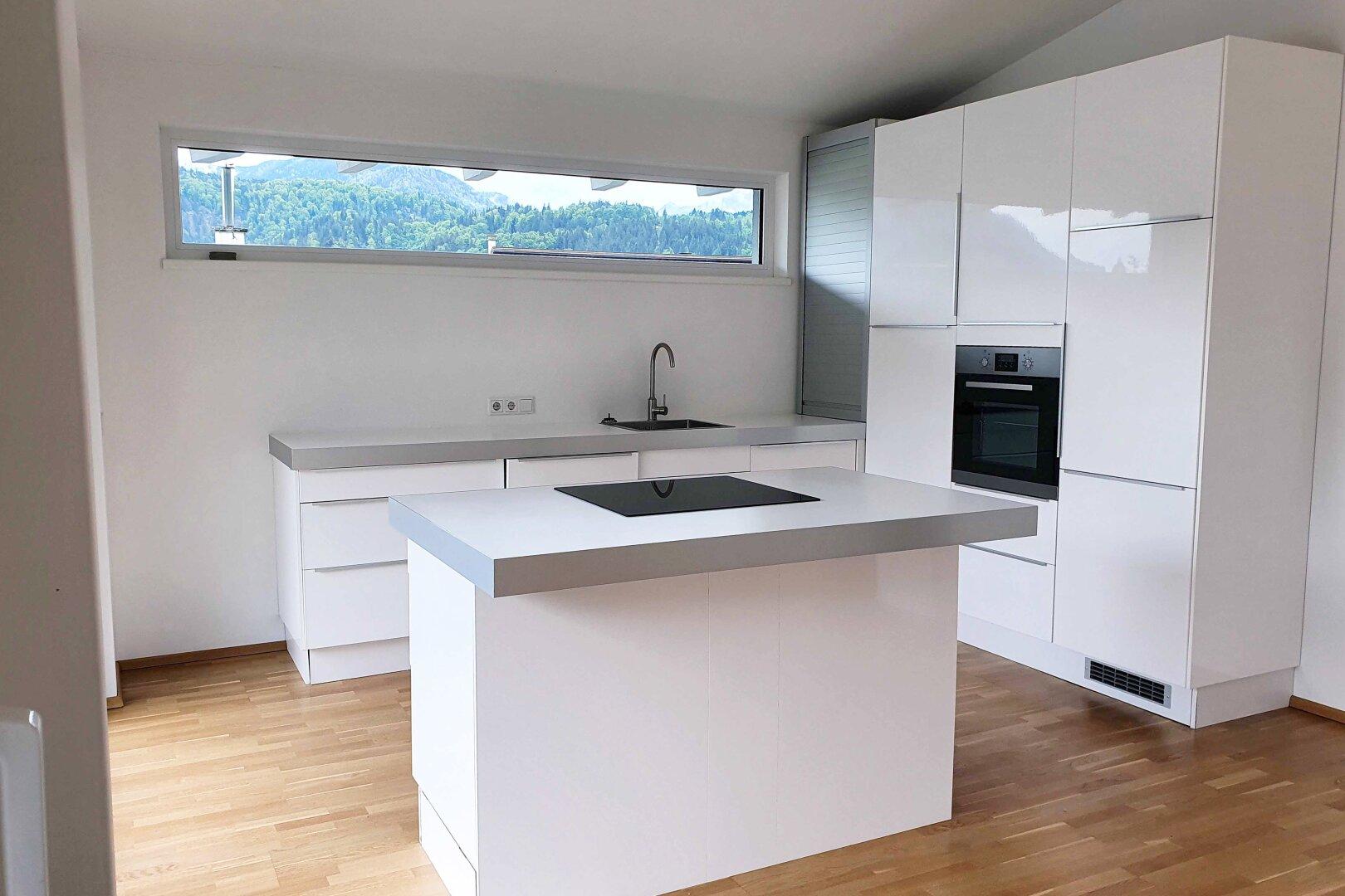 Küche, Penthousewohnung, Kufstein