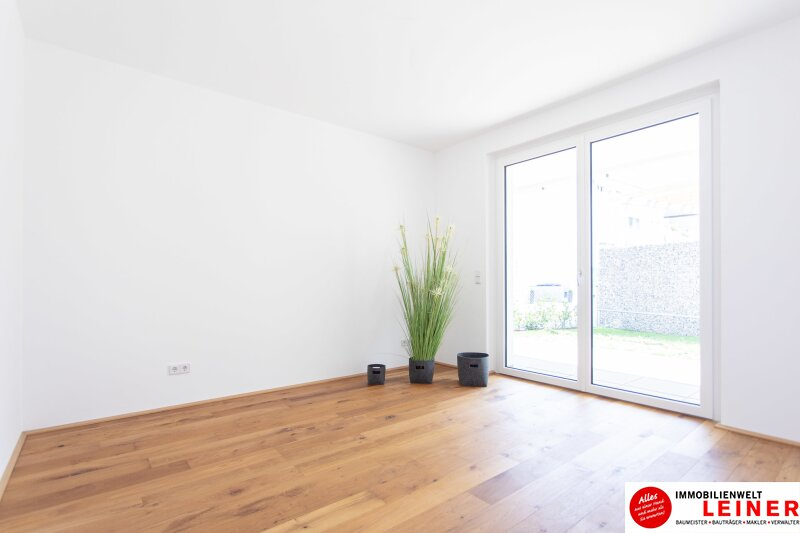 *UNBEFRISTET*Schwechat - 4 Zimmer Mietwohnung mit 140 m² großem Garten und Terrasse Objekt_9163 Bild_874
