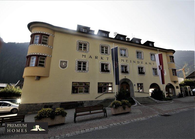 MAYRHOFEN im Zillertal - Verkaufsfläche/Geschäftsfläche in Zentrumslage-Marktgemeindeamt