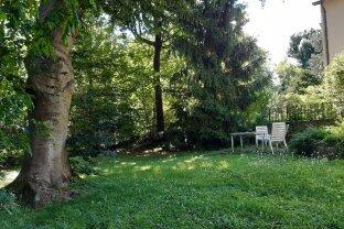 Absolute Grün- Ruhelage, Ideale Familienwohnung, 3.5 Zimmer, Terrasse, Balkon und Gartenbenützung