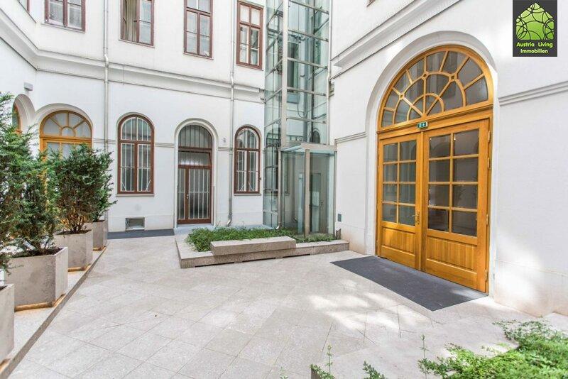 Rudolfsplatz--Penthouse-Wohnung mit großer Terrasse und Rundumblick /  / 1010Wien / Bild 1