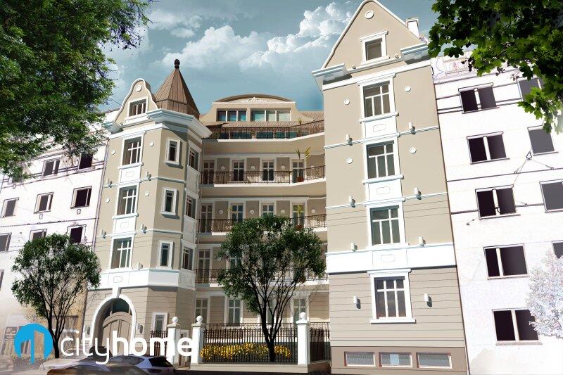 perfekt aufgeteilte 37m² - 16 m² Hofterrasse - Wohnküche - Schlafzimmer - THE RESIDENCE /  / 1140Wien / Bild 4