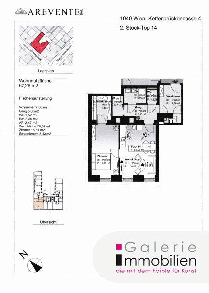 Traumhafte sonnige Altbauwohnung in revitalisiertem Biedermeierhaus Objekt_31851 Bild_501