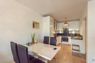 WOHNTRAUM | HELLE 3-ZIMMERWOHNUNG MIT 16 m² WINTERGARTEN