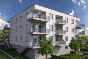 Terrassenwohnung in Aschach 99 m² mit Tiefgarage und 13m² Terrasse - Top 5