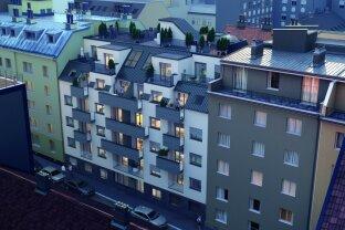 Dachgeschosswohnung nahe AKH, 1180 Wien