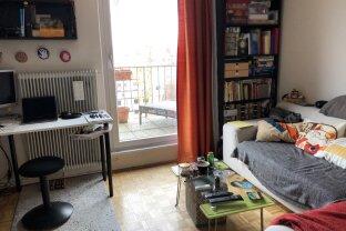 10., Top Lage: Attraktive 2 Zimmer Penthouse Wohnung mit 2 Dachterrassen